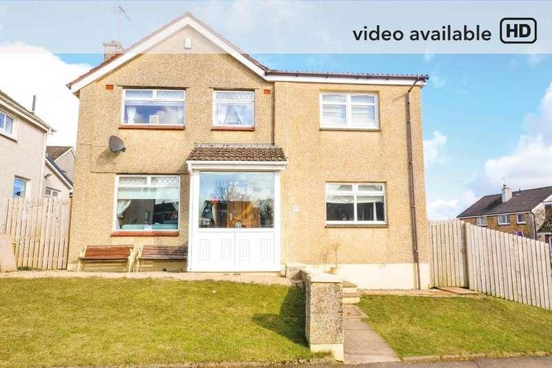 5 Bedrooms Detached House for sale in Rokeby Crescent, Strathaven, South Lanarkshire, ML10 6EG