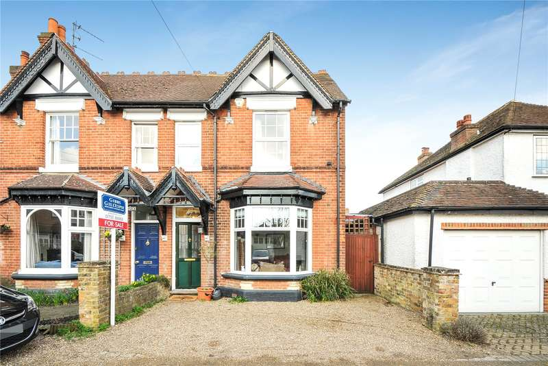 4 Bedrooms End Of Terrace House for sale in The Greenway, Chalfont St. Peter, Gerrards Cross, Buckinghamshire, SL9
