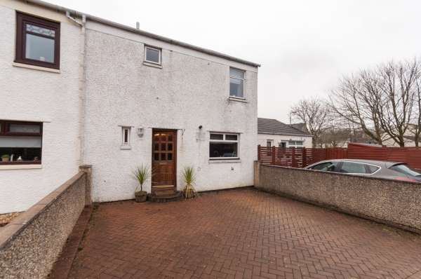 3 Bedrooms Terraced House for sale in West Bowhouse Way, Irvine