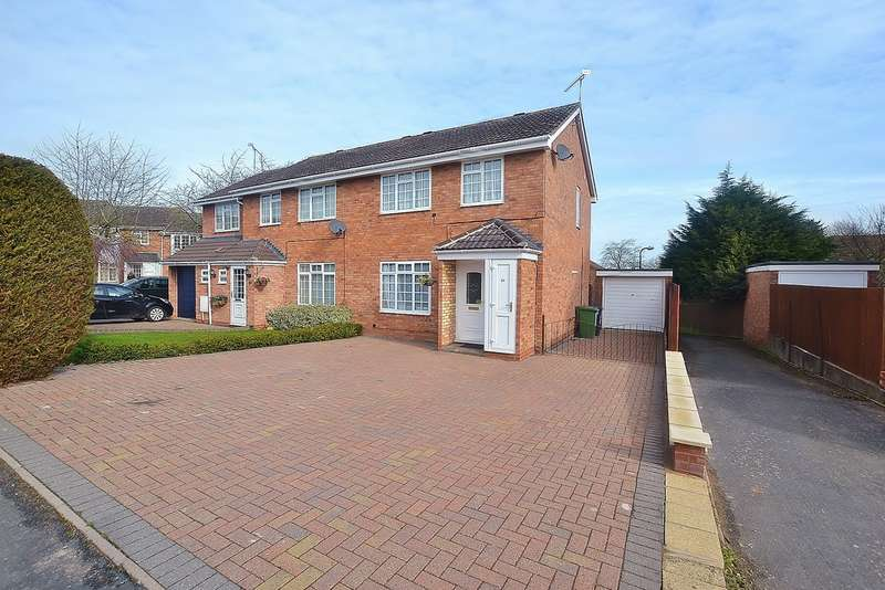 3 Bedrooms Semi Detached House for sale in Penfold Close , Bishops Tachbrook CV33