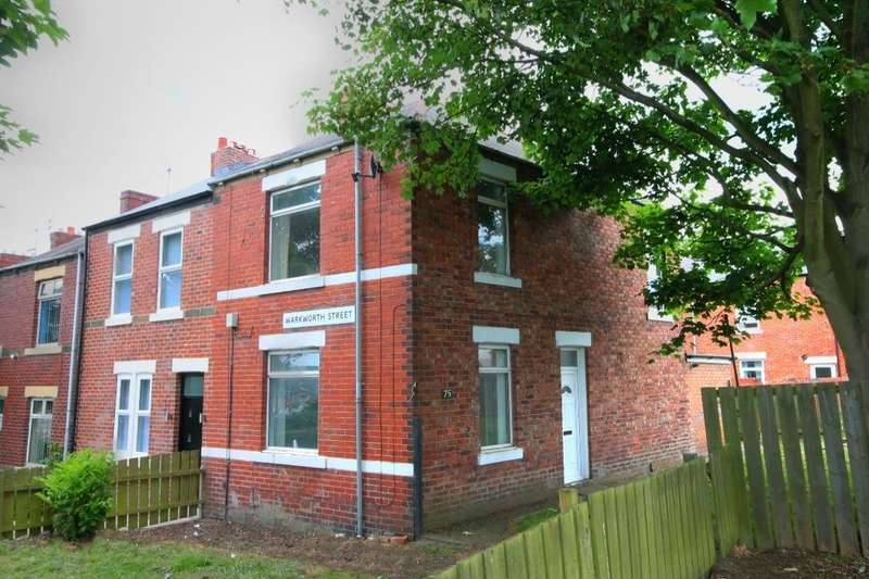3 Bedrooms Property for sale in Warkworth Street, Lemington, Newcastle Upon Tyne, NE15