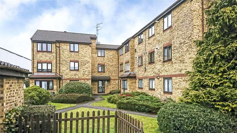 1 Bedroom Flat for sale in Bay Court, 126-128 Popes Lane, Ealing, W5