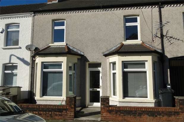 2 Bedrooms Flat for sale in Pembroke Road, (First Floor), Canton, Cardiff, South Glamorgan