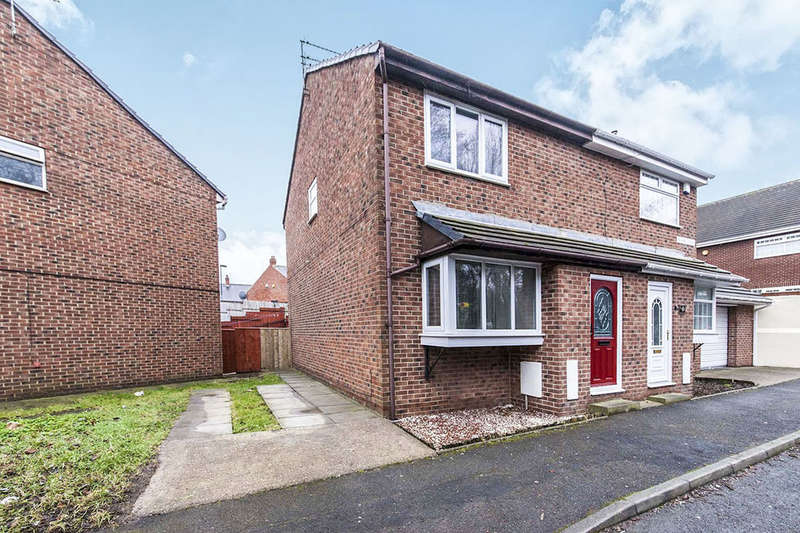 3 Bedrooms Semi Detached House for sale in Alliance Place, Millfield, Sunderland, SR4
