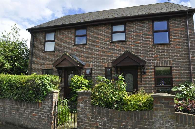 3 Bedrooms Semi Detached House for sale in Southampton Road, RINGWOOD, Hampshire