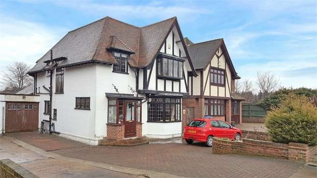 4 Bedrooms Detached House for sale in Eltham Palace Road, London