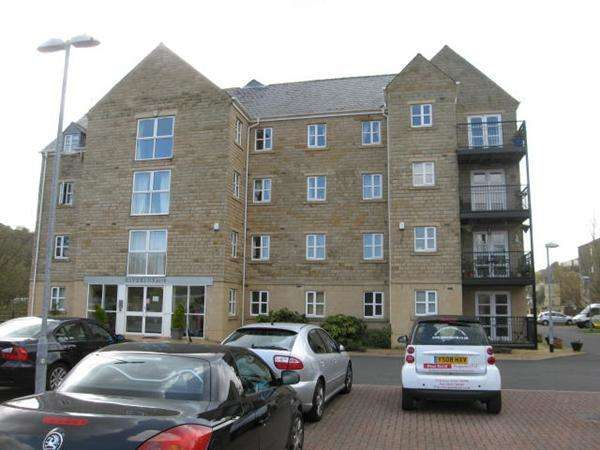 2 Bedrooms Apartment Flat for rent in The Riverine, Sowerby Bridge, Sowerby Bridge