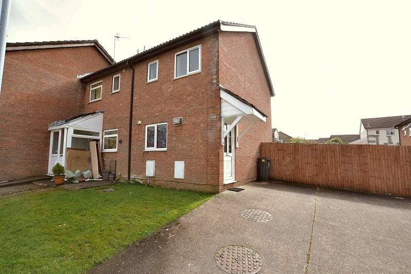 2 Bedrooms Property for sale in Whiteacre Close, Thornhill, Cardiff. CF14 9DG