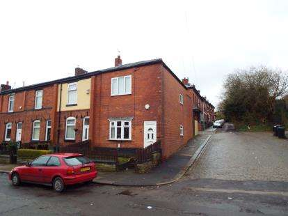 2 Bedrooms End Of Terrace House for sale in James Street North, Radcliffe, Manchester, Greater Manchester