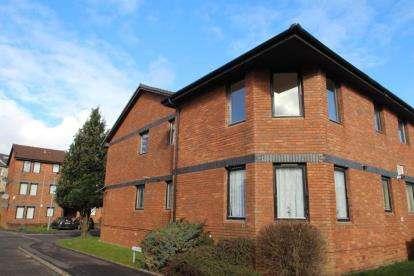 1 Bedroom Flat for sale in Lylesland Court, Paisley, Renfrewshire