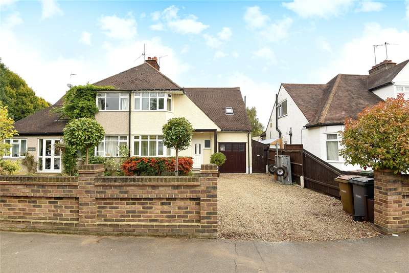 3 Bedrooms Semi Detached House for sale in Village Way, Pinner, HA5