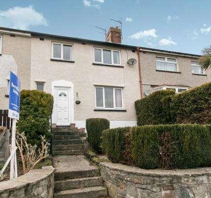 3 Bedrooms Terraced House for sale in Ffordd Coed Mawr, Bangor, Gwynedd, LL57