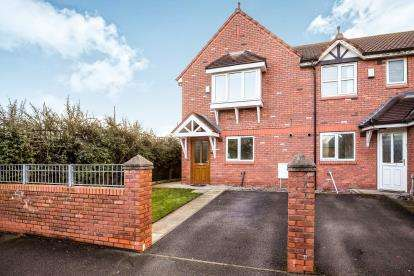 3 Bedrooms End Of Terrace House for sale in St Peters Road, Birkenhead, Wirral, CH42