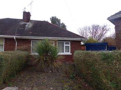1 Bedroom Bungalow for sale in Pennine Road, Birkenhead, Merseyside, CH42