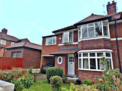 4 Bedrooms Semi Detached House for sale in Broxton Avenue, Prenton, Wirral, CH43