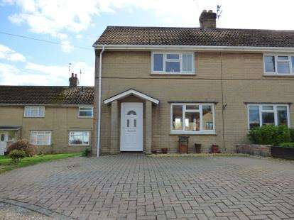 2 Bedrooms Semi Detached House for sale in Ash, Martock, Somerset