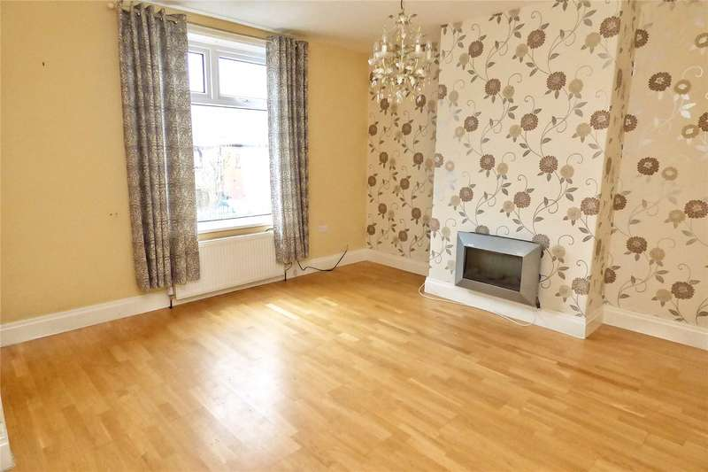 2 Bedrooms Semi Detached House for sale in Rockcliffe Avenue, Bacup, Rossendale, Lancashire, OL13