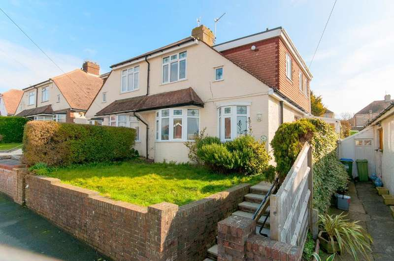 4 Bedrooms House for sale in Stafford Road, Seaford, East Sussex, BN25 1UA