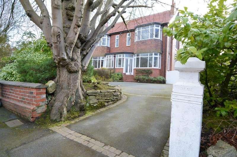 6 Bedrooms Semi Detached House for sale in Devonshire Park Road, Davenport Park, Stockport, SK2 6JW
