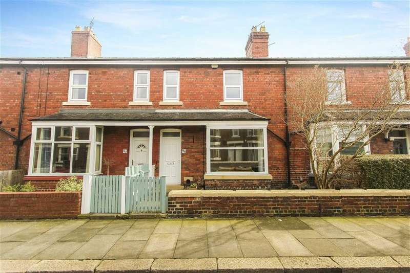3 Bedrooms Terraced House for sale in Spencer Street, Heaton, Tyne And Wear