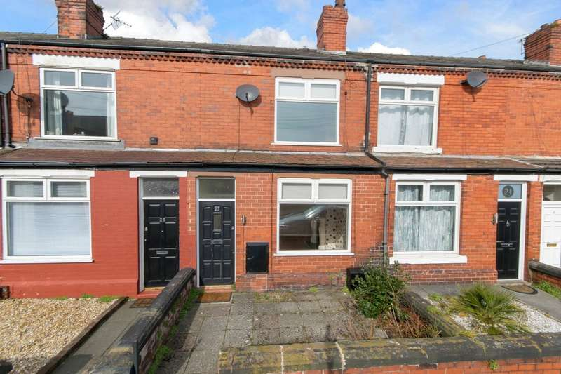 2 Bedrooms Terraced House for sale in Samuel Street, Sankey Bridges, Warrington