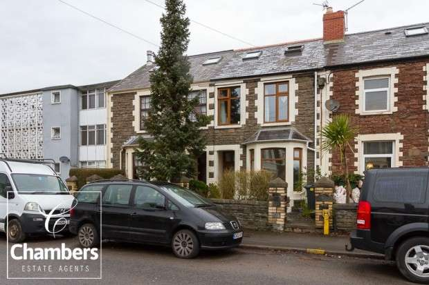 3 Bedrooms Terraced House for sale in The Philog, Whitchurch, Cardiff, CF14