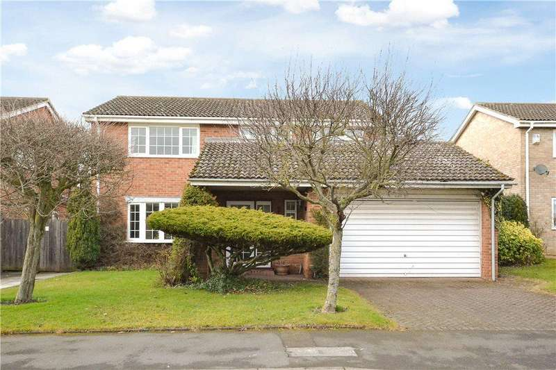 4 Bedrooms Detached House for sale in Mount Leven Road, Yarm, Stockton-On-Tees