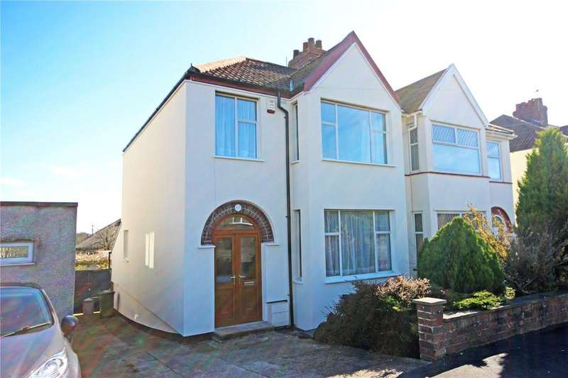 3 Bedrooms Semi Detached House for sale in Filton Avenue, Horfield, Bristol, BS7