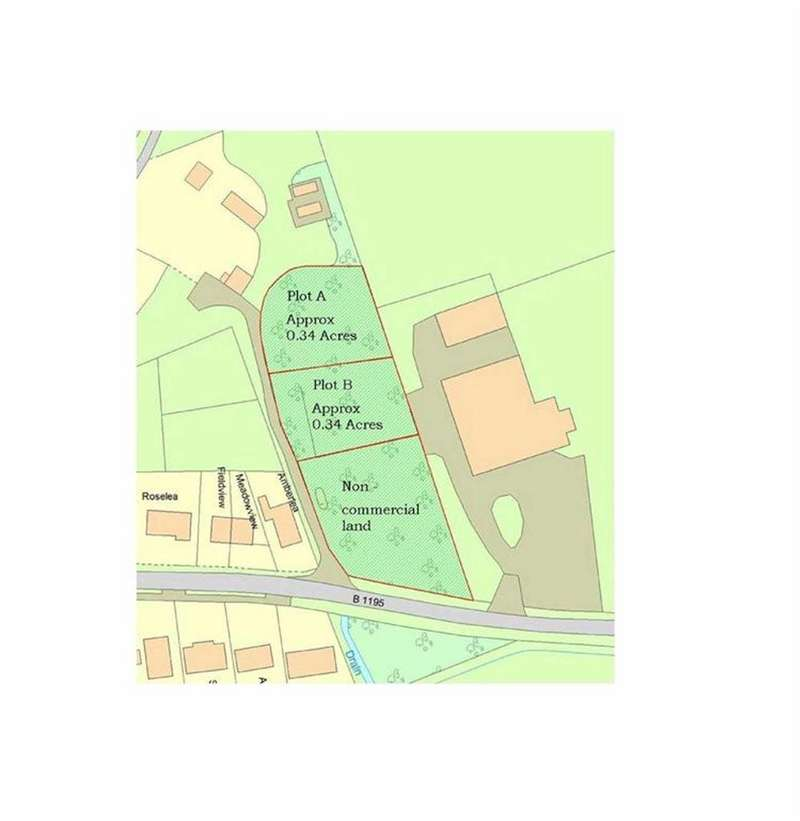 Land Commercial for rent in Station Road, Spilsby, Lincolnshire