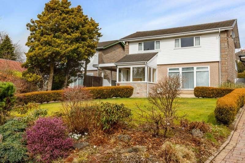 4 Bedrooms Detached Villa House for sale in 3 Arran Drive, Giffnock, G46 7NL