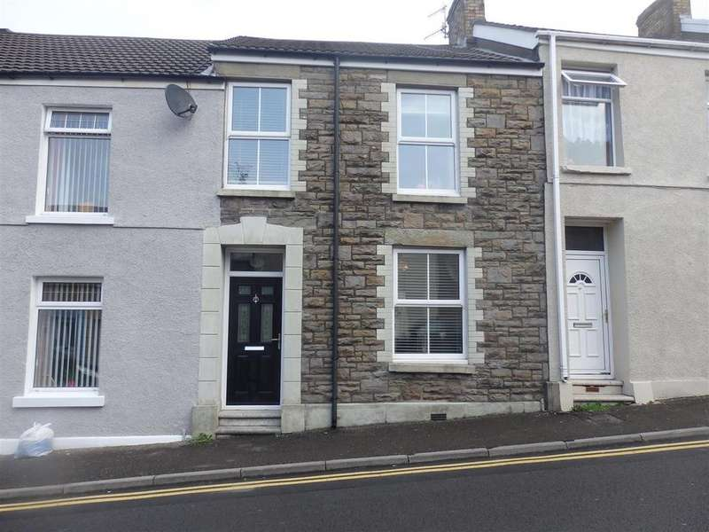 3 Bedrooms Terraced House for sale in Marble Hall Road, Llanelli