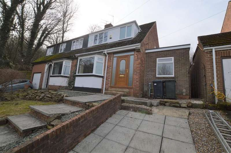 3 Bedrooms Semi Detached House for sale in Staith Lane, Blaydon