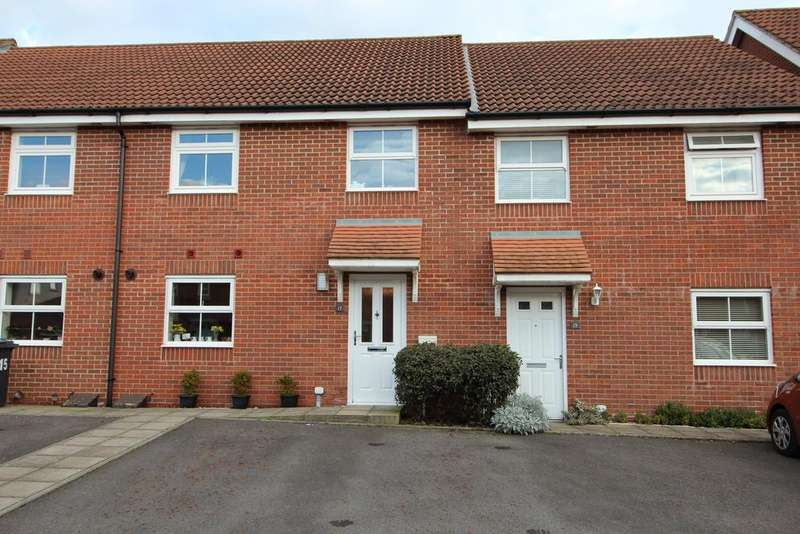 3 Bedrooms Terraced House for sale in Hansen Gardens , Hedge End SO30