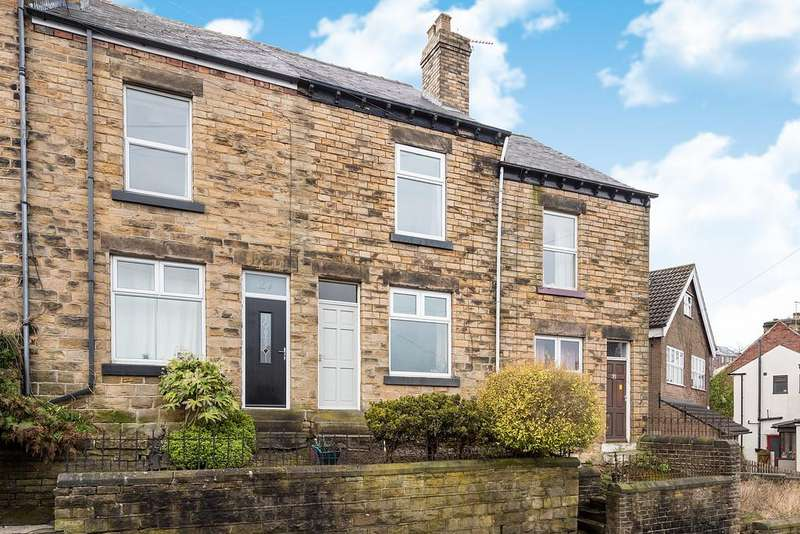 3 Bedrooms Terraced House for sale in Matlock Road, Walkley, Sheffield