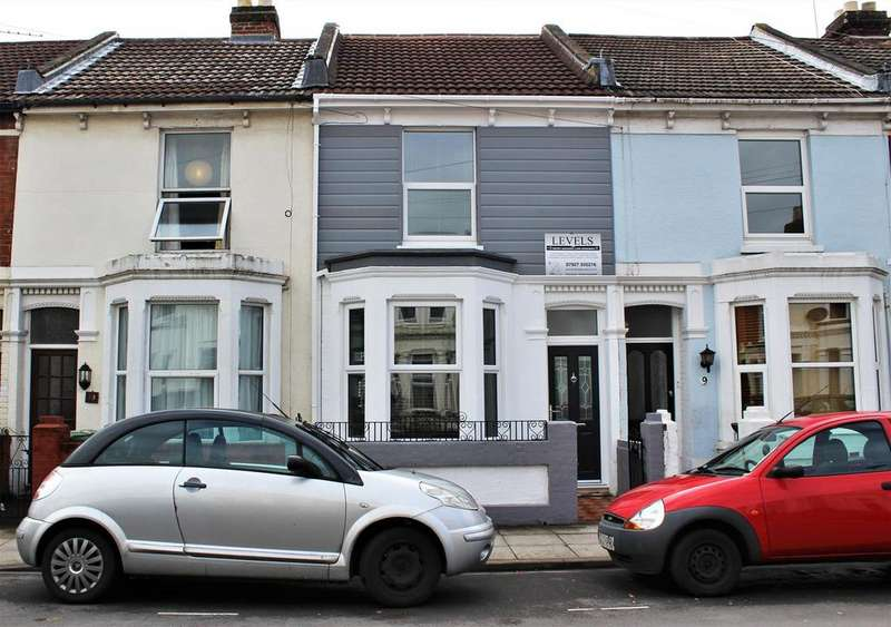3 Bedrooms House for sale in Wheatstone Road, Southsea