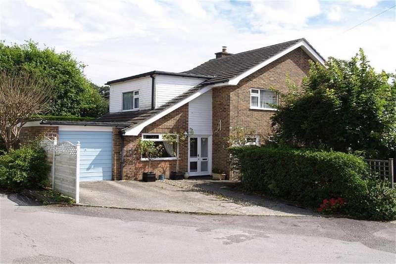 4 Bedrooms Detached House for sale in Chesholt Close, Fernhurst, Haslemere, Surrey, GU27