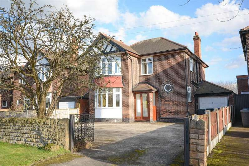 3 Bedrooms Detached House for sale in Wilford Lane, West Bridgford, Nottingham