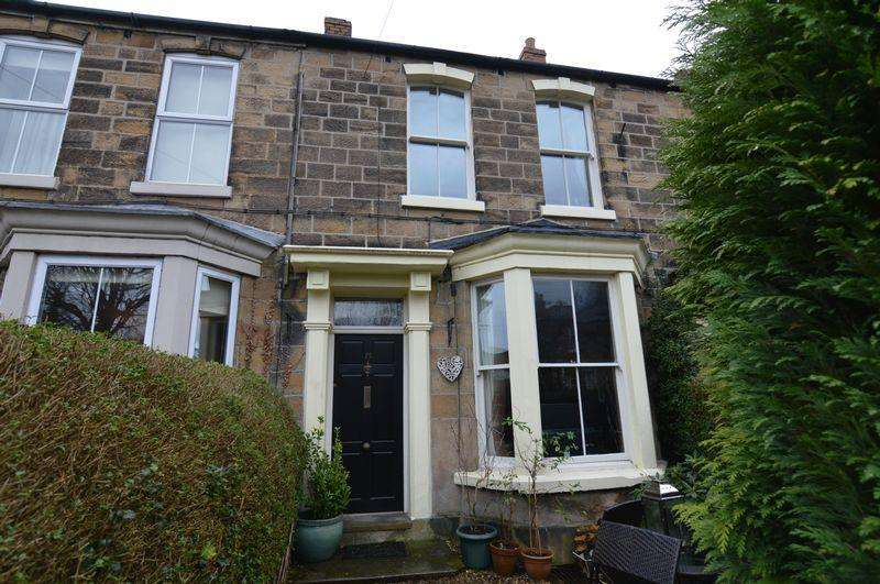 2 Bedrooms Terraced House for sale in Pontefract Road, Pontefract