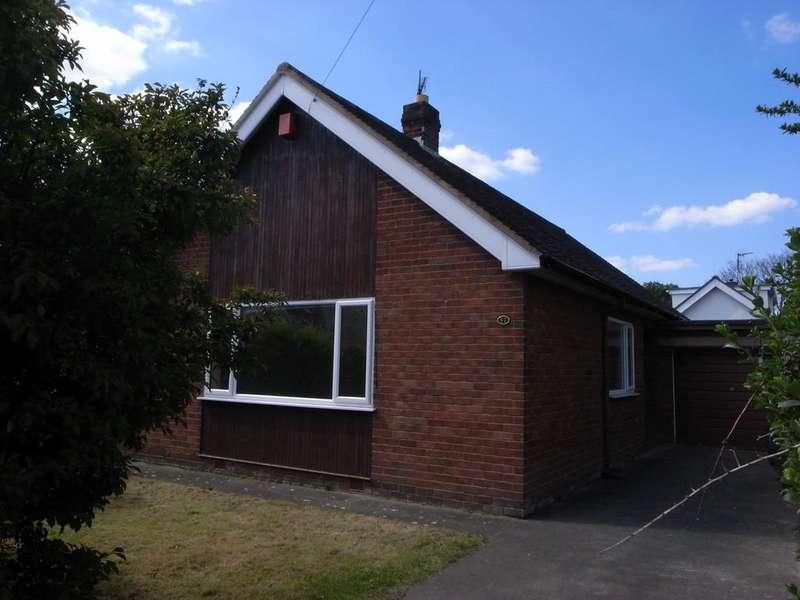 2 Bedrooms Detached Bungalow for rent in Roe Parc, St Asaph, Denbighshire