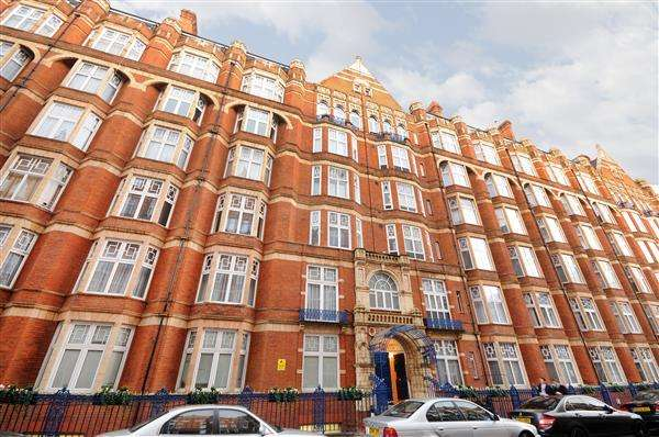 5 Bedrooms Flat for sale in BICKENHALL MANSIONS, MARYLEBONE, W1