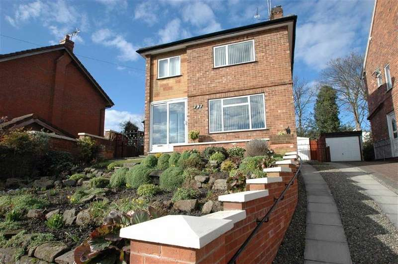3 Bedrooms Detached House for sale in Christleton Road, Boughton, Chester