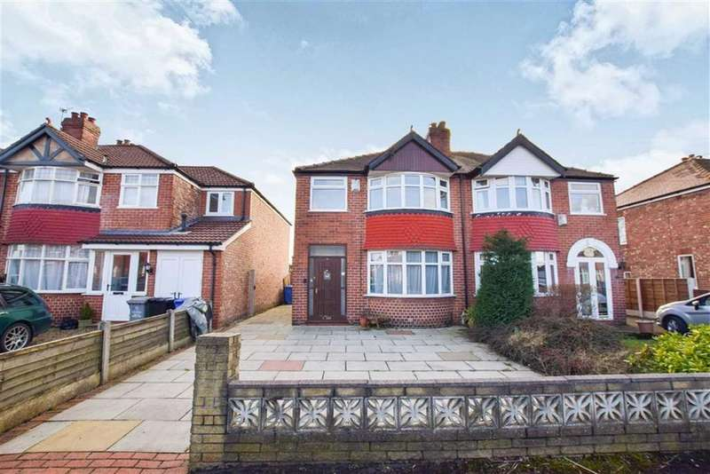 3 Bedrooms Semi Detached House for sale in Garner Avenue, Timperley, Cheshire, WA15