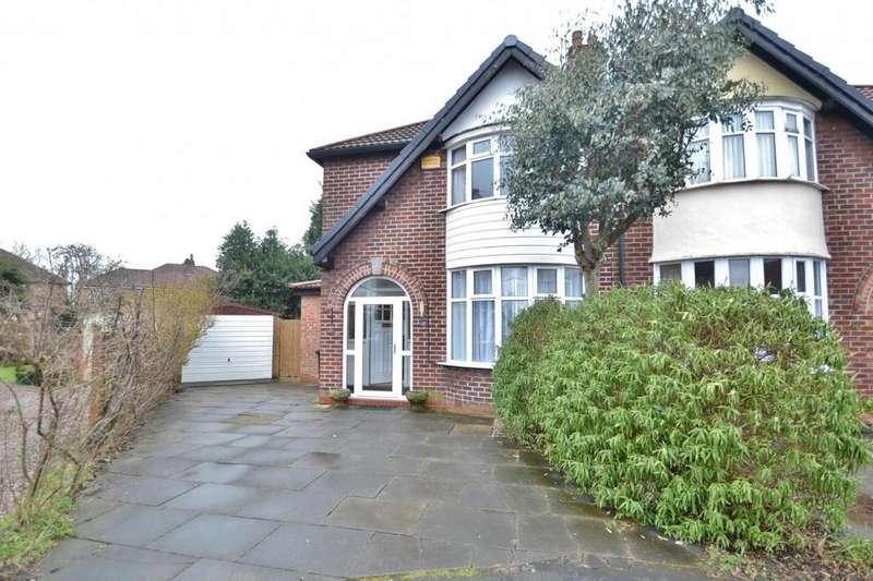 3 Bedrooms Semi Detached House for sale in Colville Grove, Sale