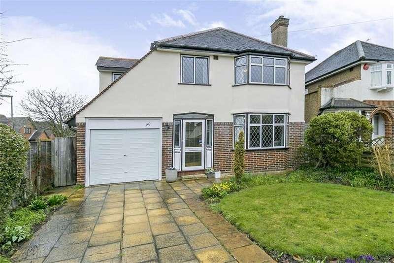 4 Bedrooms Detached House for sale in Fairfield Way, Epsom, Surrey