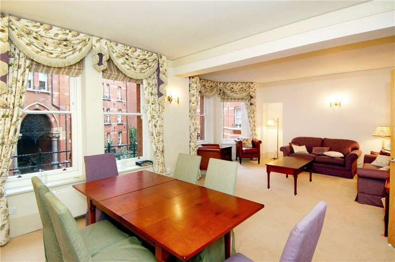 3 Bedrooms Flat for rent in Artillery Mansions, 75 Victoria Street, London, SW1H