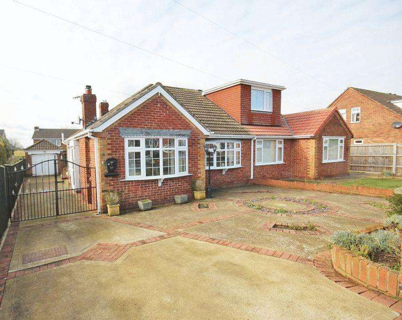 3 Bedrooms Semi Detached House for sale in ITTERBY CRESCENT, CLEETHORPES