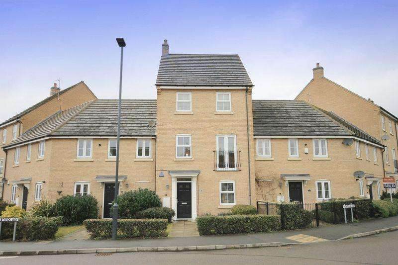 4 Bedrooms Terraced House for sale in MONTAGUE WAY, CHELLASTON