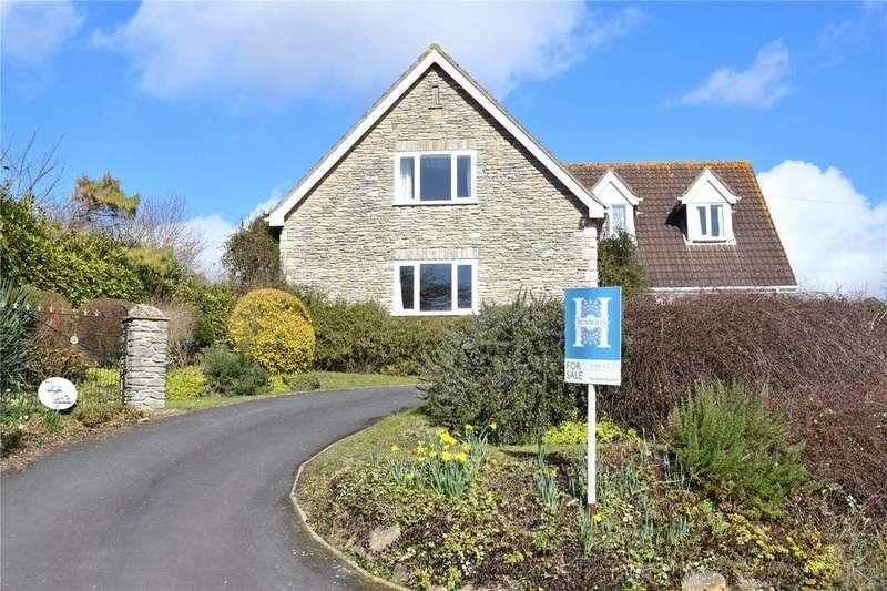 4 Bedrooms Detached House for sale in Shipton Lane, Burton Bradstock, Bridport, Dorset