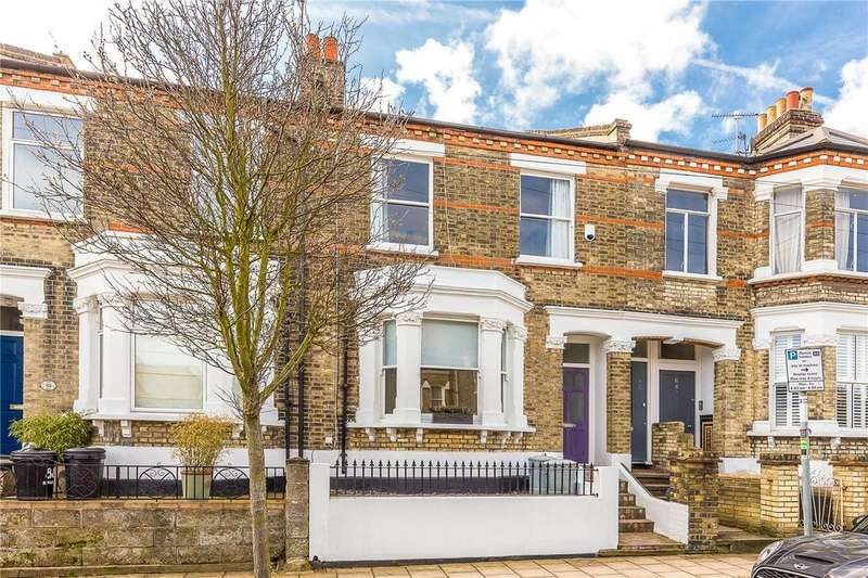 5 Bedrooms Terraced House for sale in Ringford Road, London, SW18
