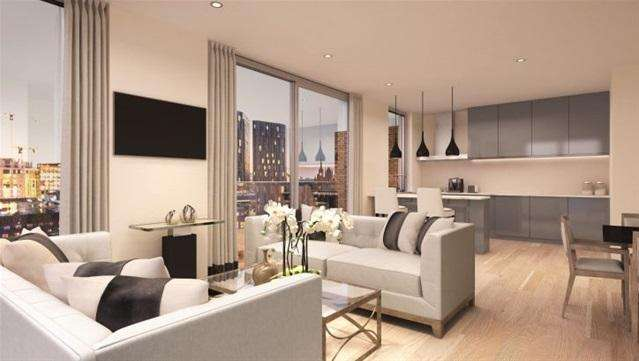 2 Bedrooms Flat for sale in Pentonville Road, Kings Cross